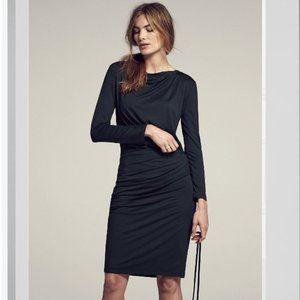 MM Lafleur Soho Stretch Pencil Skirt BLACK S
